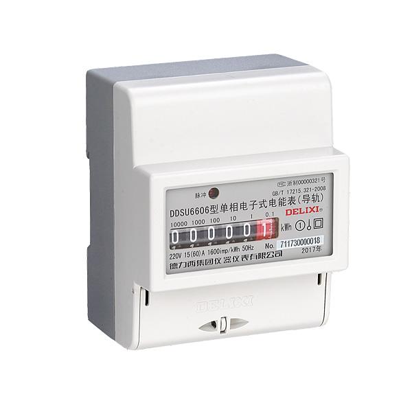 DDSU6606计度器600